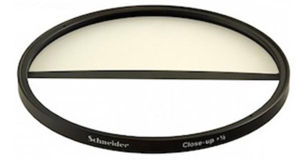 138mm Schneider Split/Full Diopter Filter Set
