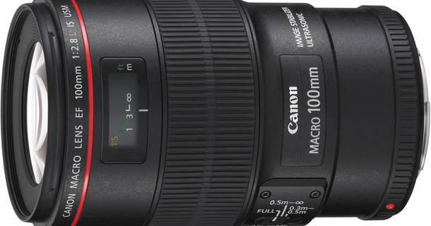 Canon EF 100mm f:2.8L Macro