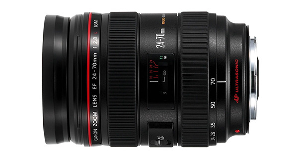 Canon EF 24-70mm F2.8 Zoom
