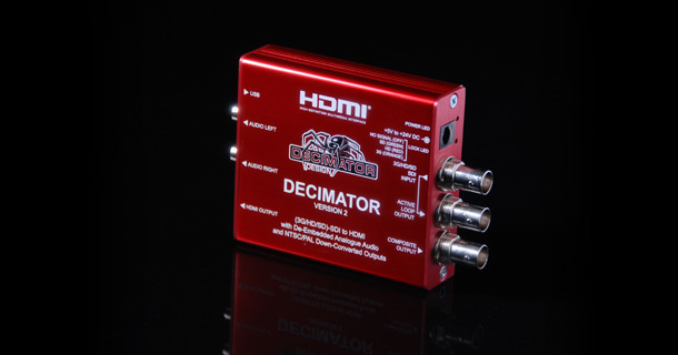 Decimator Design Decimator Down-Converter