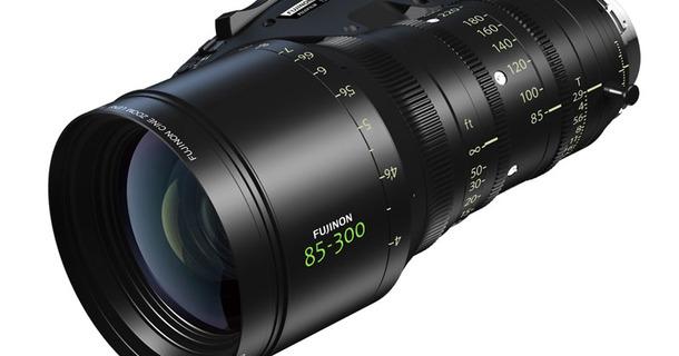 Fujinon 85-300mm Cabrio T2.9-4.0 Zoom Lens