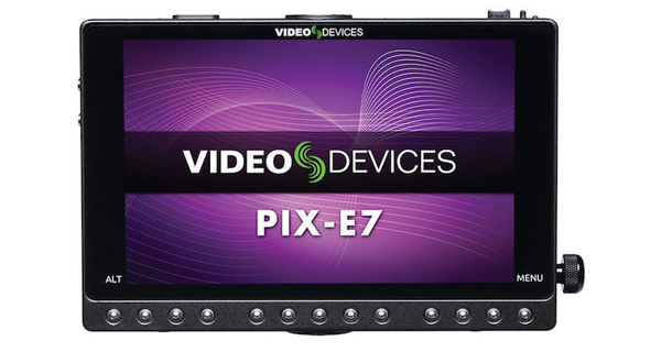 PIX-E7 7 HD LCD Monitor:Recorder