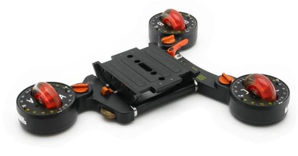 P+S Technik Skater Mini Camera Dolly