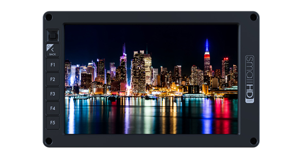 "Small HD 702 OLED 7.7"" Monitor"